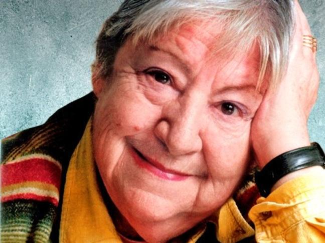 Centenario Gloria Fuertes | 1917-1998 | #gloriafuertes100 | El balcón de Gloria Fuertes | 20/12/2017 | Hoy va mi pensamiento